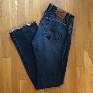 Size 28 Lucky Brand Jeans